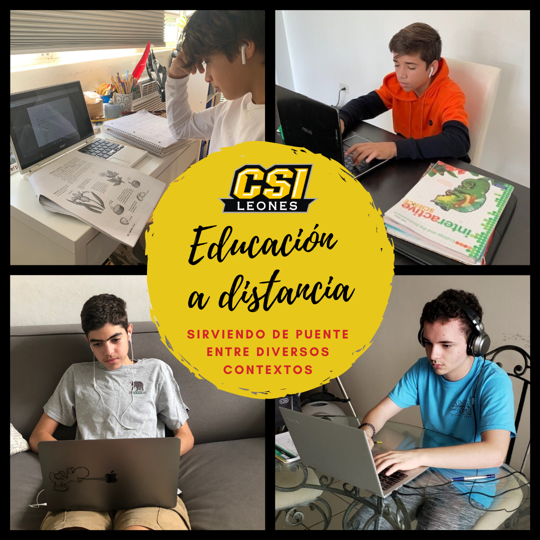 CSI Educacion a Distancia