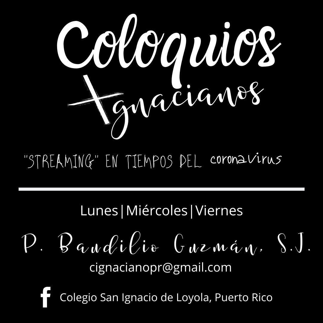 Coloquios Ignacianos Streaming